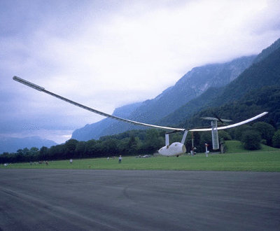 HPV-Airplane Velair