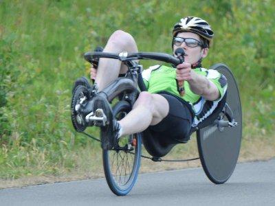 HPV Recumbent Bike 2 Wheels